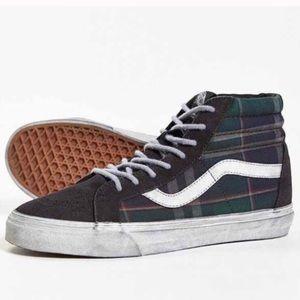 Vans Era California Plaid Overwash Sneaker